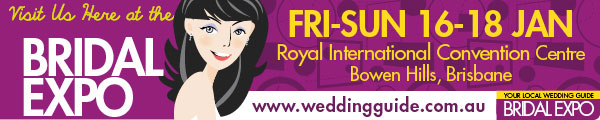 Brisbane Bridal Expo 2015 - Fire4Hire - Fire4Hire